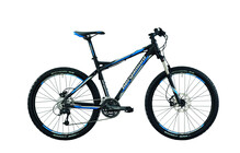 Bergamont Vitox 8.3 black/white/blue (matt)